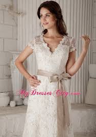 simple off white wedding dress