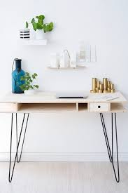 Diy Desk Legs 25 Stylish Diy Desks