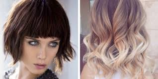 hair colour and styles for 2015 6 hair style and hair color trends for spring 2015