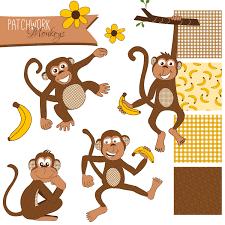 cute cartoon monkey free download clip art free clip art on