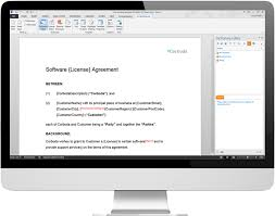 document u0026 contract automation software contract express