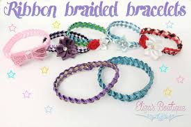 love braid bracelet images Create kids couture braided ribbon friendship bracelets jpg