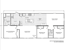 fleetwood mobile home floor plans berkshire 24563b fleetwood homes