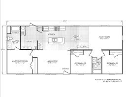 Fleetwood Manufactured Home Floor Plans by Berkshire 24563b Fleetwood Homes