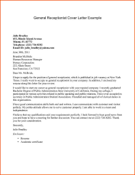 cover letter general cover letter examples general cover letter