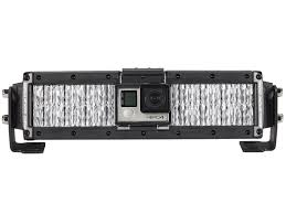 Black Led Light Bar by Rigid Industries Capture Surface Cool White Black Rigid Industries