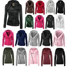 sweater brands winter clothes brands womens casual zipper hooded hoodies sweater