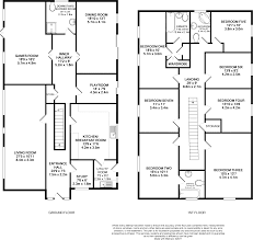 3 Storey Commercial Building Floor Plan by 7 Bedroom Detached House For Sale In Bedford Road Barton Le Clay