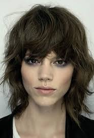 what does a short shag hairstyle look like on a women sexy layered short shag haircut with bangs styles weekly