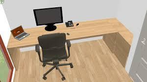 Schreibtisch Um Die Ecke Mein Büro Großer Schreibtisch In Die Ecke Kommen Noch Regale