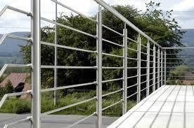 corrimano per esterno metamont balaustre e corrimano in acciaio inox cp sistemi in