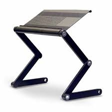 Adjustable Laptop Desks Adjustable Vented Laptop Table Notebook Computer