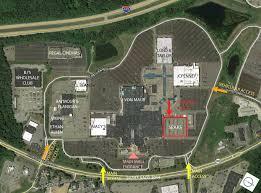 Greece Ridge Mall Map by Seritage Growth Properties Upstate Ny Portfolio