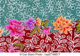 indonesian pattern malaysian and indonesian batik pattern clipart search illustration