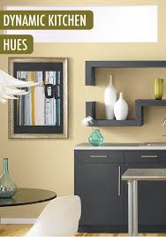 Behr Paint For Kitchen Cabinets Wonderfully Cheery Behr Paint In Corn Stalk Yellow Is Sure To Add
