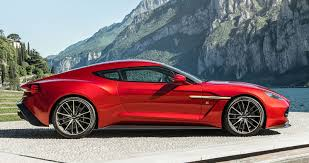 aston martin vanquish red passion for luxury aston martin vanquish zagato