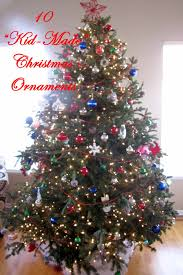 10 easy ornaments the can make school time snippets