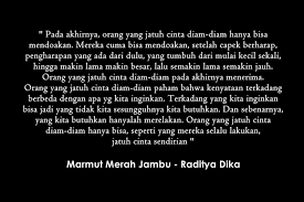 all about my family friends and jatuh cinta diam