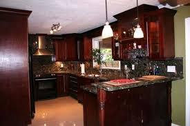 kitchen island cherry wood good kitchen color with cherry cabinets 1 dark cherry wood kitchen