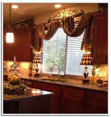Waverly Kitchen Curtains by Awesome Tuscan Kitchen Curtains Taste