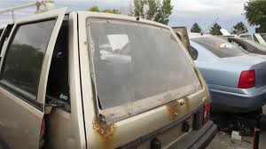 nissan midnight edition commercial mom junkyard gem 1986 nissan stanza 4wd wagon autoblog