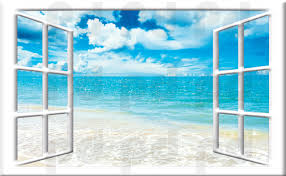 ocean view mural decal view wall decal murals primedecals addthis sharing sidebar