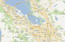 Silicon Valley Map Reinventing The General Plan