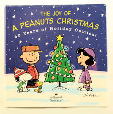the joy of a peanuts christmas 50 years of holiday comics