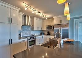 exclusive galley kitchen remodel with stainless steel design for