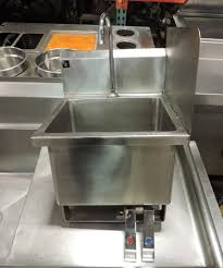 stainless steel hand sink new used restaurant supplies equipment chicago ta near me