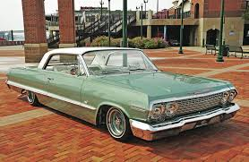 custom 1963 chevrolet impala deal u0027em up