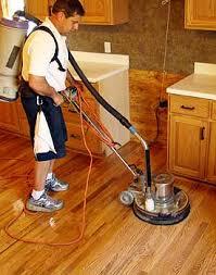 screening hardwood floors buff recoat