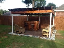outdoor pallet bar u2022 1001 pallets