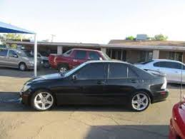 2003 lexus is300 for sale used lexus is 300 for sale in az cars com