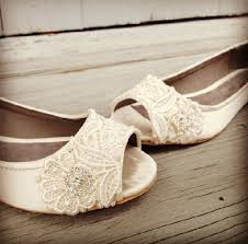 wedding shoes flats ivory ivory lace wedding shoes flats best 25 ballet flats wedding ideas