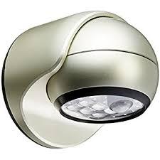 motion sensor light not working light it by fulcrum led motion sensor light wireless indoor