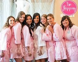 waffle robes for bridesmaids waffle robe etsy
