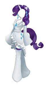 Rarity Pony Halloween Costumes Cosplay Rainbow Dash Megancoffey Deviantart