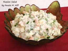 cold pasta salad fauzia u0027s kitchen fun