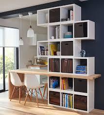 bureau avec rangement au dessus ikea meuble de rangement bureau maison design bahbe com