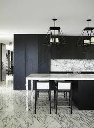 cuisine marbre noir table cuisine marbre table grande table de cuisine en marbre