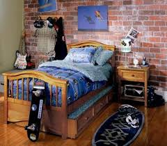 Best Boys Small Bedroom Images On Pinterest Small Bedrooms - Boys bedroom wallpaper ideas