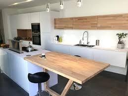 cuisine plan de travail bois massif plan de travail design cuisine plan de travail en bois massif flip