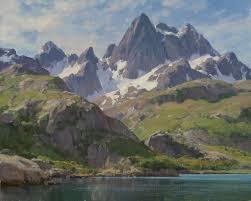 Mountain Landscape Paintings by 418 Best Art Images On Pinterest Landscape Art Landscape