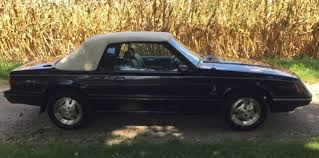 1983 mustang glx convertible value 1983 ford mustang 5 0 glx convertible only 57k
