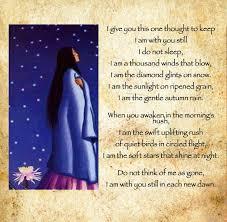 american prayer for in memory of