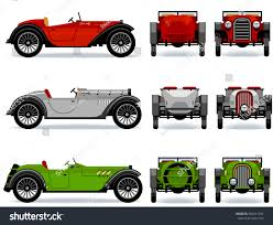 pixel race car retro sport cars 19001920th set pixel stock vector 384417394