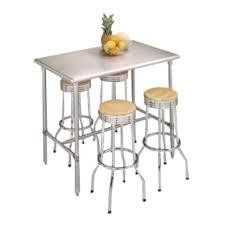 Oak Breakfast Bar Table Kitchen Breakfast Bar Table White John Boos Co Stainless Steel
