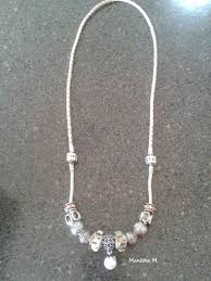 pandora necklace with charm images 99 best pandora necklaces images pandora necklace jpg
