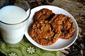 Gluten Free Cookie Recipe Oatmeal Peanut Butter Chocolate Chip